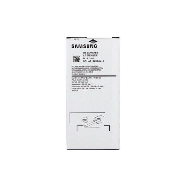 باتری اصلی گوشی سامسونگ A7-2016 مدل Galaxy A710