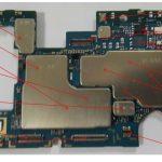mainboard top 150x150 - حل مشکل صدا در سامسونگ A50