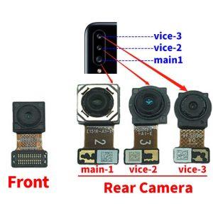 دوربین اصلی سامسونگ گلکسی A207