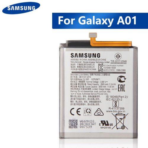 باتری اصلی سامسونگ A015 A01