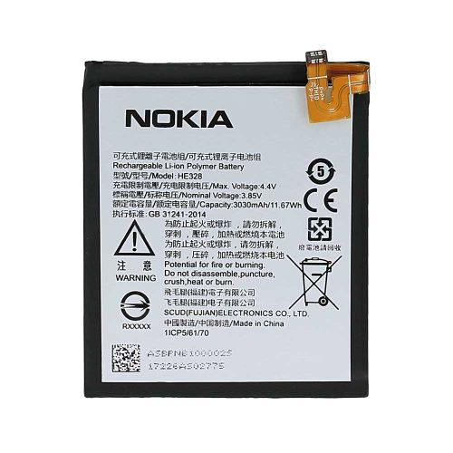 باتری اصلی نوکیا 8